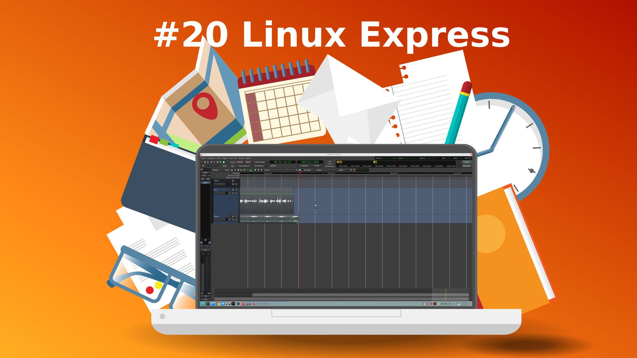 #20 Linux Express