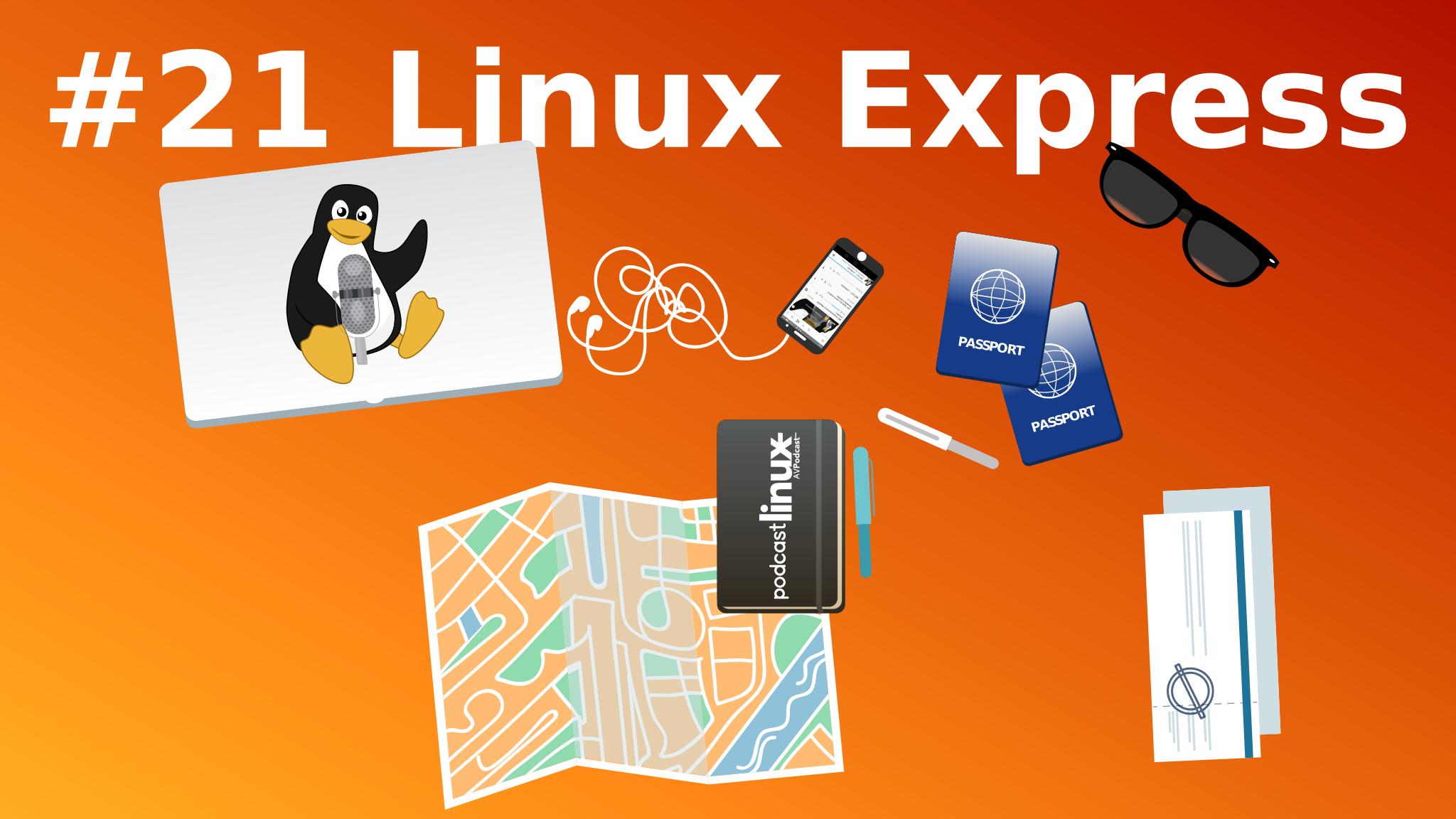 #21 Linux Express