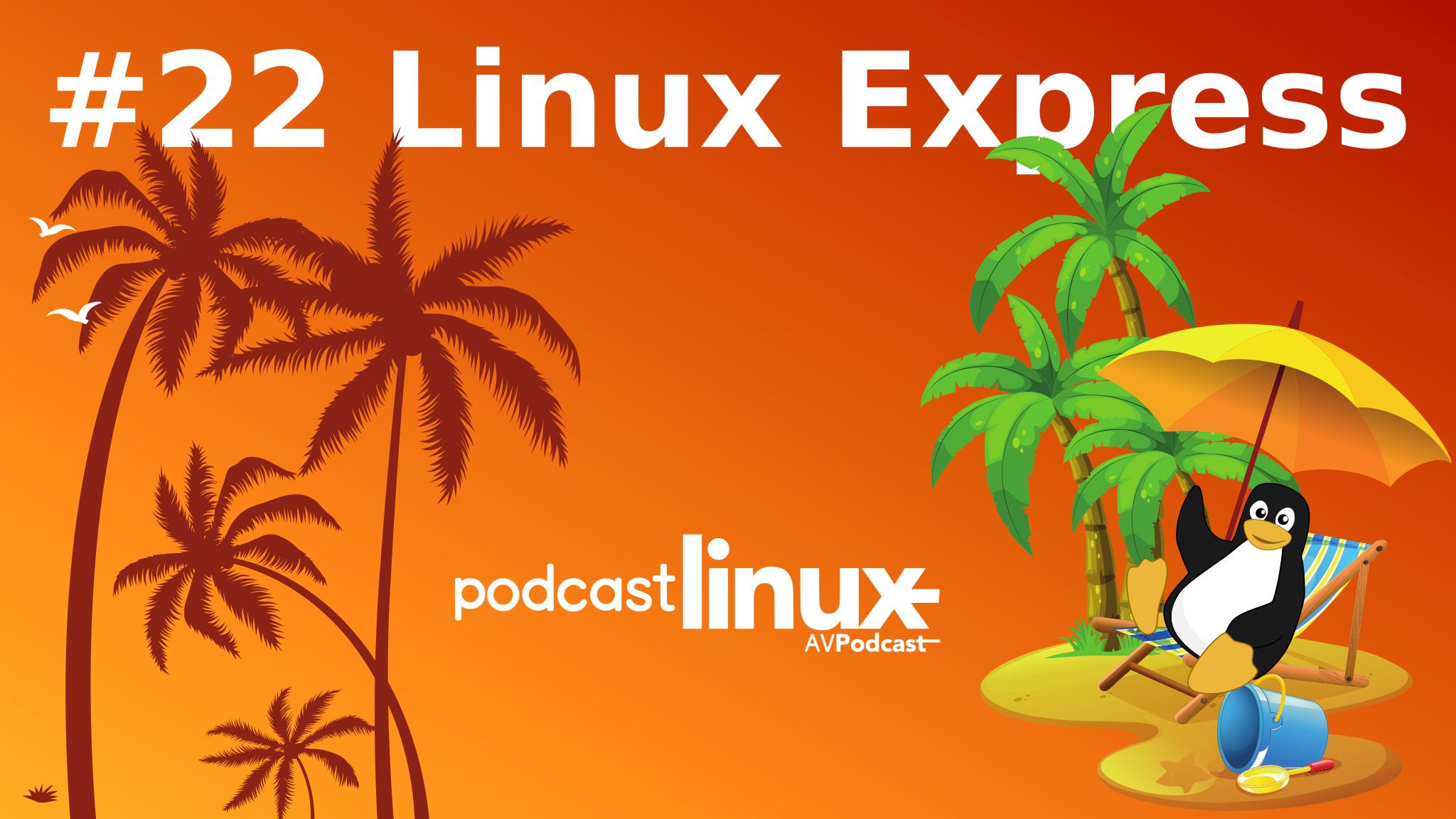 #22 Linux Express