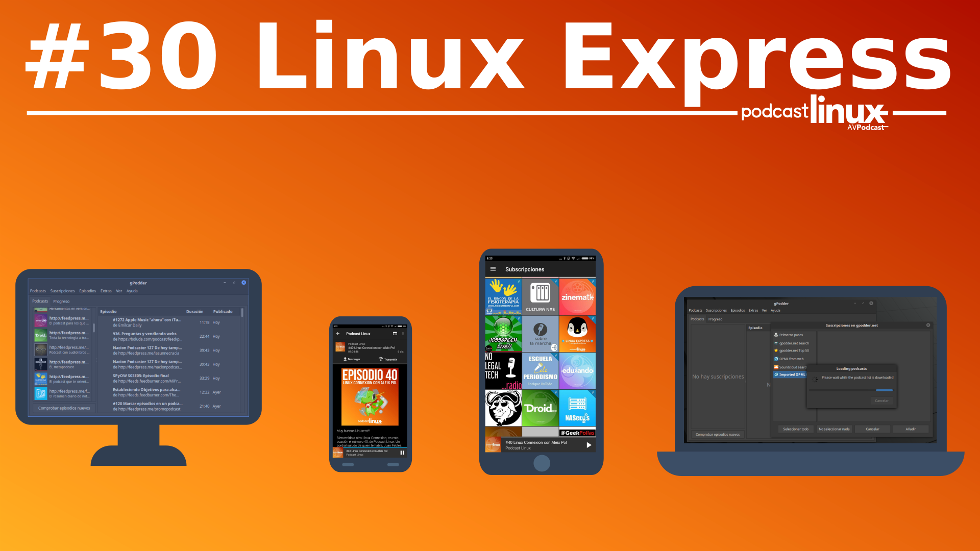 #30 Linux Express