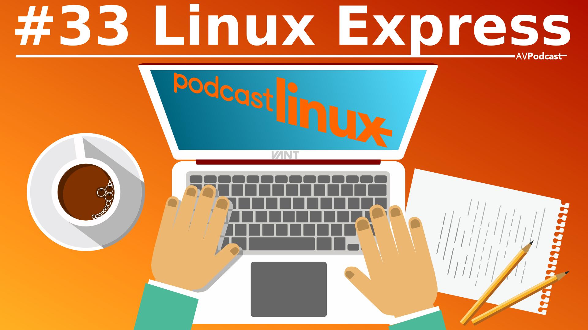 #33 Linux Express