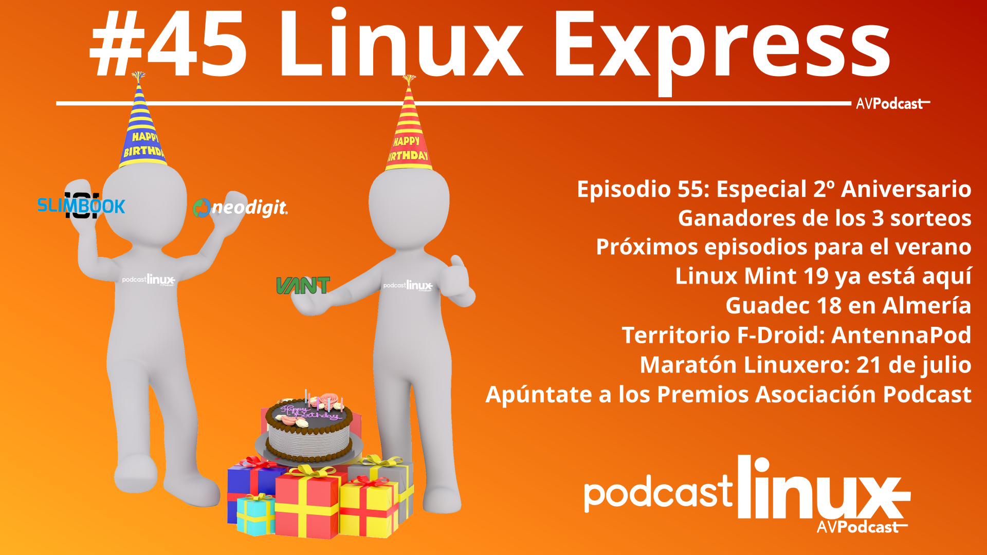 #45 Linux Express